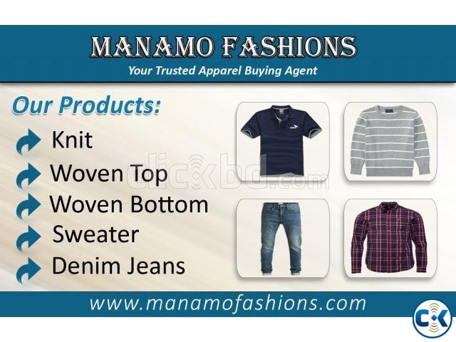 Apparel Buying Agent in Bangladesh | ClickBD large image 0
