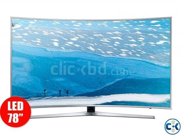 Samsung TV 78KU6500 UHD Active Crystal Colour | ClickBD large image 0