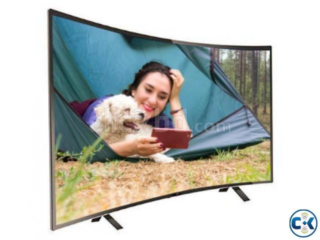 32 CURVED BASIC HD LED TV | ClickBD large image 0