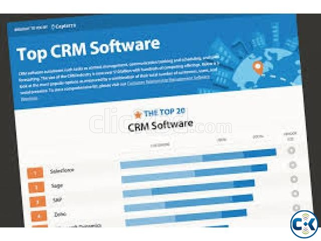 Face CRM Software | ClickBD large image 0