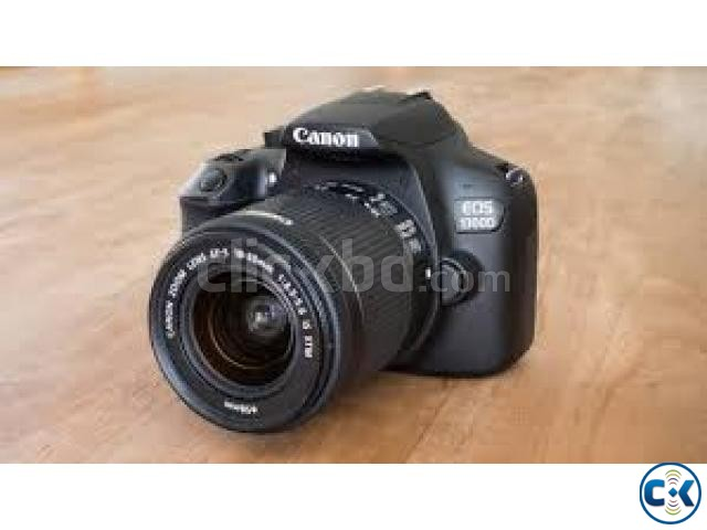 Canon EOS 1300D 18MP DIGIC 4 Budget DSLR Camera | ClickBD large image 0