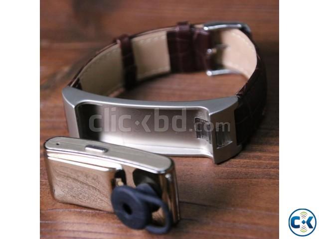 A9 Smart Bracelet Bluetooth Headset bracelet intact Box   ClickBD large image 1