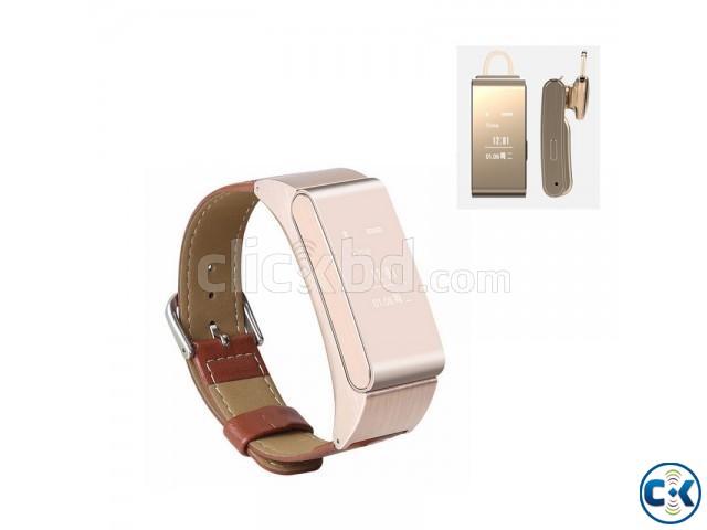 A9 Smart Bracelet Bluetooth Headset bracelet intact Box   ClickBD large image 2