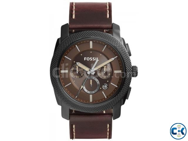 Fossil watch | ClickBD large image 1