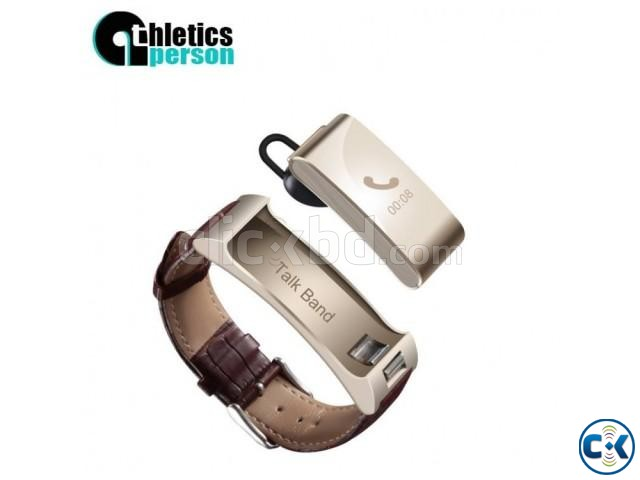 A9 Smart Bracelet Bluetooth Headset bracelet intact Box | ClickBD large image 1