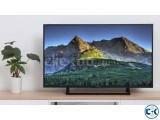 Sony Bravia X7000E 43 Inch 4K Ultra HD Wi-Fi Smart LED TV