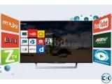 Sony Bravia 48'' W652D WiFi Smart Slim FHD LED TV Free Gift