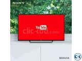 43'' SONY BRAVIA W750E X-Reality Pro FHD Smart HDR LED TV