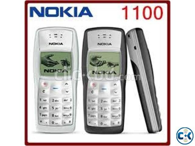 NOKIA 1100 | ClickBD large image 0
