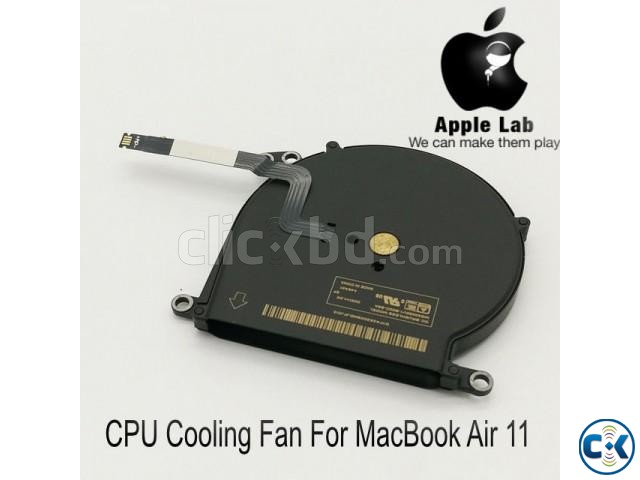 CPU Cooling Fan For MacBook Air 11 | ClickBD large image 0