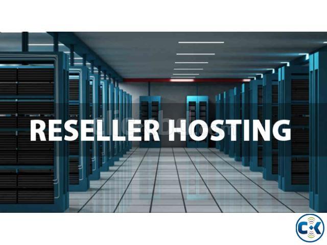 Reseller Hosting STARTER | ClickBD large image 0