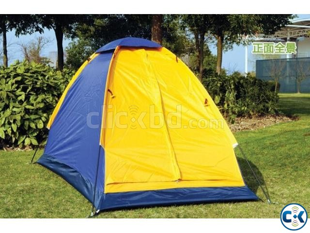 Fiber Glass Tube Tent 1 2 Person | ClickBD large image 1 & Fiber Glass Tube Tent 1 2 Person | ClickBD