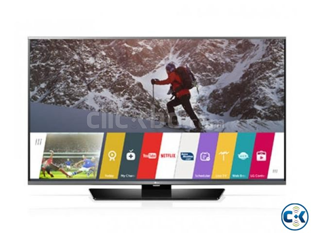43 Full HD Smart LED TV 43LF630T | ClickBD large image 0