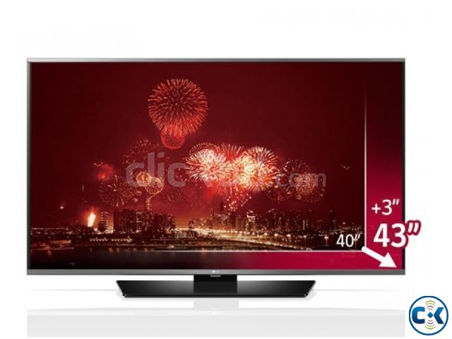 43 Full HD Smart LED TV 43LF630T | ClickBD large image 1