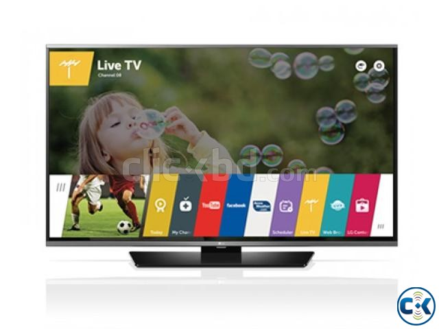 43 Full HD Smart LED TV 43LF630T | ClickBD large image 2