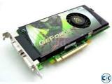 nvidia XFX 9600gt
