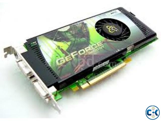 nvidia XFX 9600gt | ClickBD large image 0