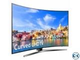 "55"" UHD 4K Curved TV KU7350 samsung"