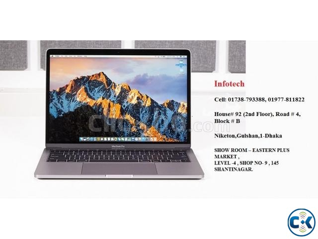APPLE MAC BOOK EARLY 2017 CORE I5 2 .GHZ | ClickBD large image 1