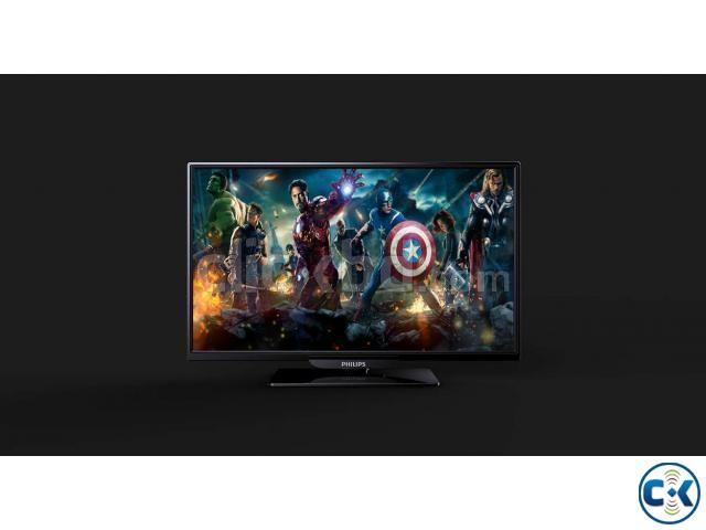 Philips 24 PHA4100 HD LED TV | ClickBD large image 0