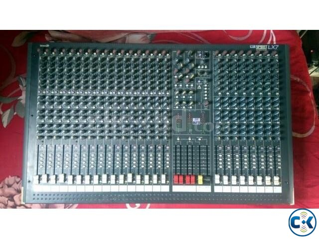 Soundcraft Lx-7-24 Brand New call-01928135114 | ClickBD large image 0