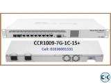 Mikrotik CCR1009-7G-1C-1S