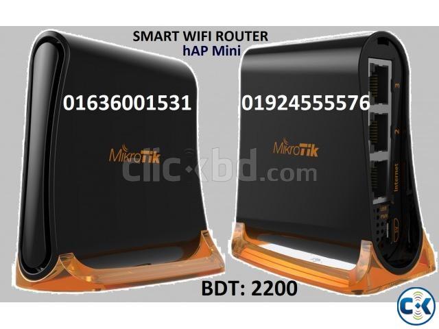 Mikrotik Wifi Router hAP mini  | ClickBD large image 0