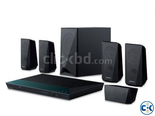 Sony Home Theater 3D Blu-Ray Wi-Fi Sound System BDV-E3100 | ClickBD large image 1