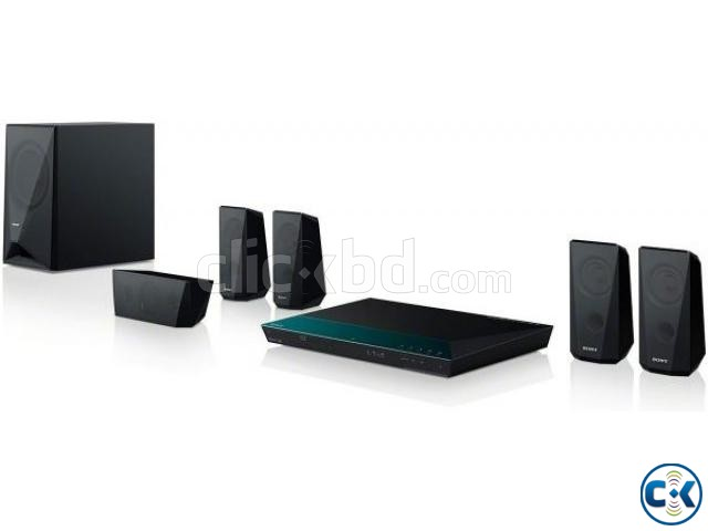 Sony Home Theater 3D Blu-Ray Wi-Fi Sound System BDV-E3100 | ClickBD large image 3