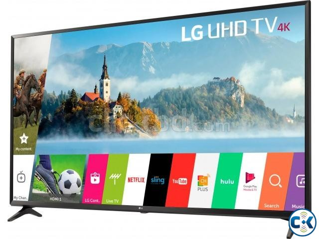 49 LF640T LG 4K Smart WebOs  | ClickBD large image 1