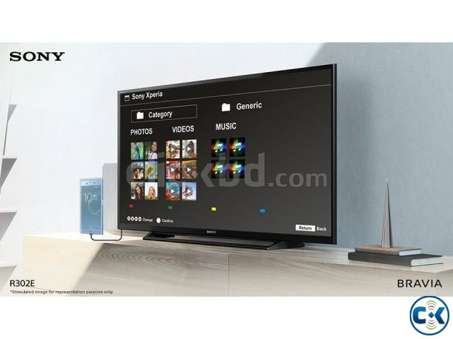 32 R302E Sony HD LED TV  | ClickBD large image 2