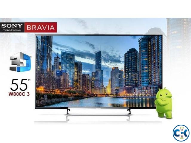 W800C Sony Bravia 43 3D FULL SMART LED TV | ClickBD large image 0