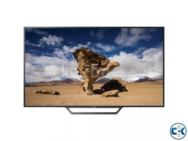 Sony Bravia W652D 48 Inch Full HD Smart WiFi LED TV | ClickBD large image 0