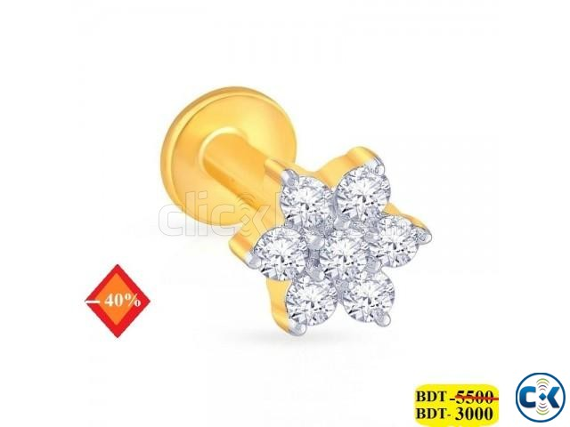 Diamond nose pin 40 off | ClickBD large image 0