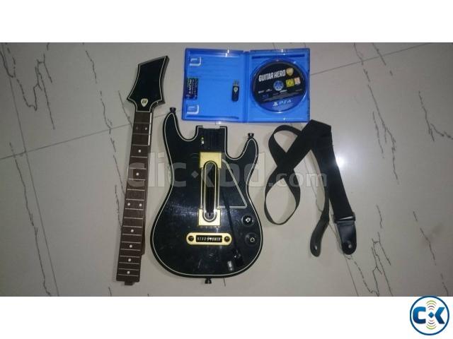 Guitar Hero Live Guitar Controller PS4  | ClickBD large image 0