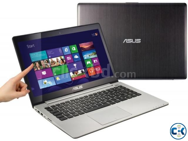 Asus S400C Laptop W Touch Screen Display | ClickBD large image 1