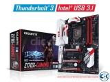 I7 6700 Gigabyte Motherboard Z-170x- Gaming 7