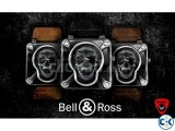Bell Ross Skull Watch