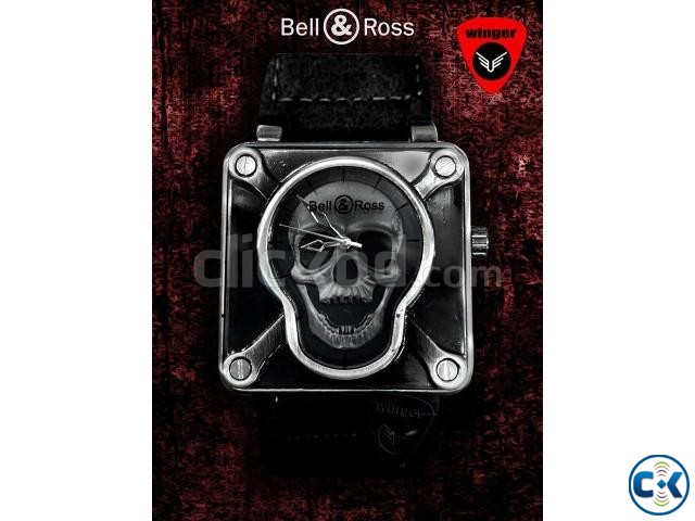Bell Ross Skull Watch | ClickBD large image 3
