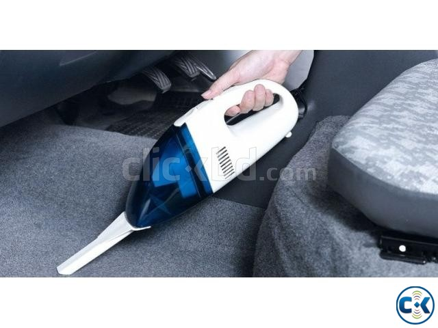 Powerful Portable Car Vacuum Cleaner | ClickBD large image 0