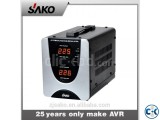 SAKO 2000VA AVR VOLTEAGE REGULATOR