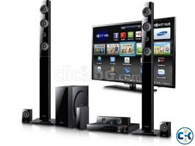 Sony BDV-E6100 1000 Watt 3D Blu-ray Player WiFi Home Theater | ClickBD large image 0