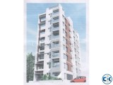 Flat For Sale In Azimpur Dhaka 1543 Sq ft With Gas Garage