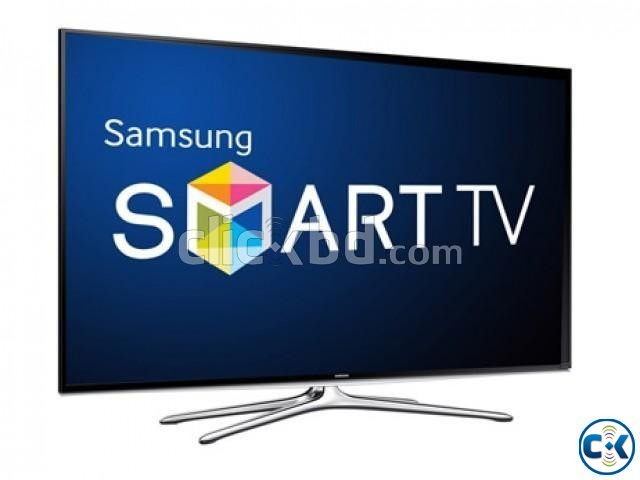 Samsung M5500 43 Inch Flat Full HD Wi-Fi Smart TV | ClickBD large image 0