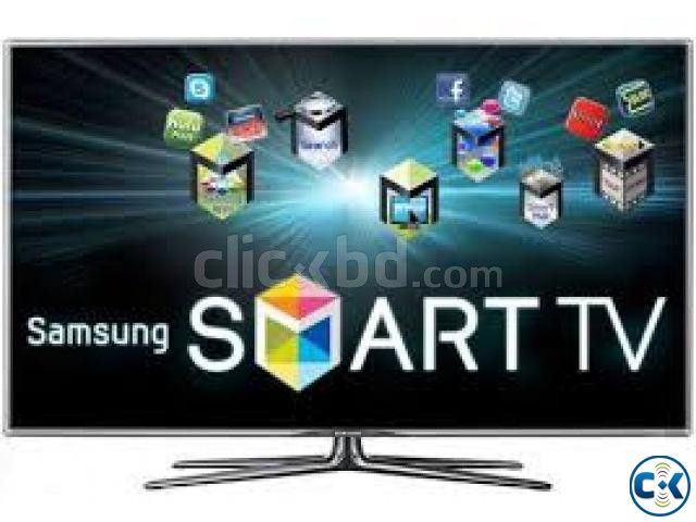 Samsung M5500 43 Inch Flat Full HD Wi-Fi Smart TV | ClickBD large image 1
