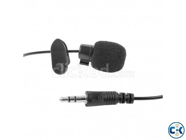 Yinwei YW-001 Mini 3.5mm Clip Microphone | ClickBD large image 0