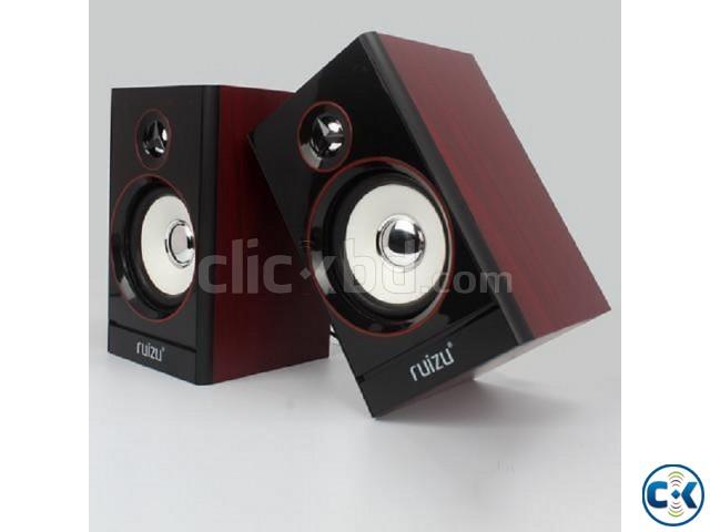 Ruizu 2.0 AC Power Speaker | ClickBD large image 0