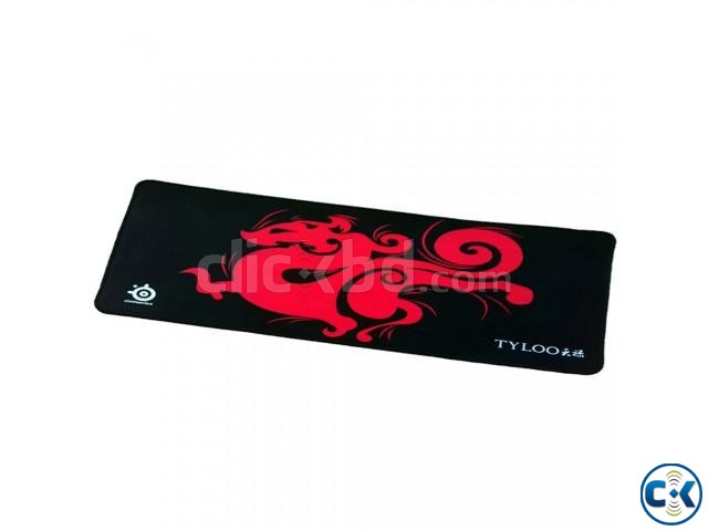 TYLOO PC Keyboard Mouse Mat | ClickBD large image 0
