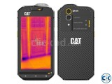 Cat S60 Dual Sim 3GB 32GB - Black Pre-Order