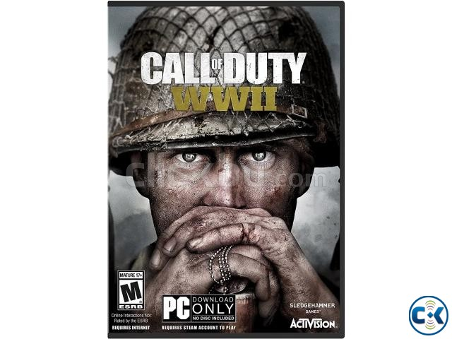 Call of Duty WW2 Pc Game | ClickBD large image 0